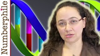 The Shape Of DNA - Numberphile