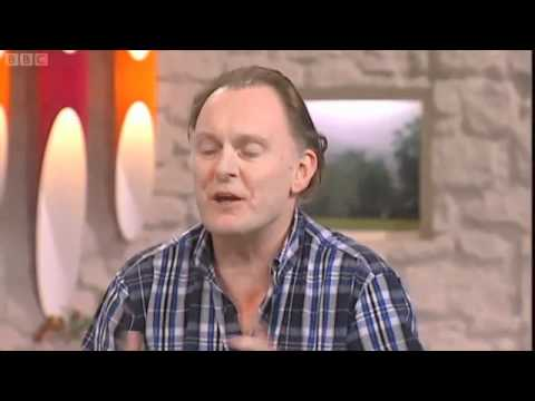 Robert Glenister - Saturday Kitchen Live - 07-01-2012