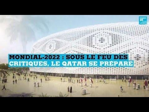 Mondial-2022 au Qatar : les chantiers avancent, les critiques perdurent