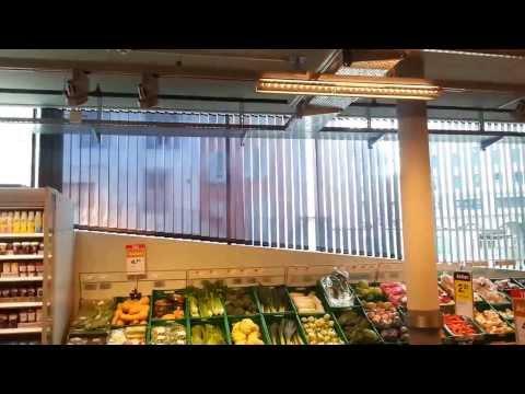 Stores-films, coop Montreux Suisse