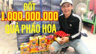 TROLL PHÁO HOA Bắn 10000 quả pháo hoa đón NĂM MỚI 2019 Fireworks