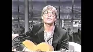 John Denver / The Tonight Show ['81, '82, '84]