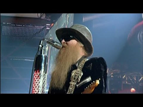 ZZ Top - Gimme All Your Lovin' 2007 Live