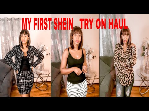 HUGE SHEIN TRY ON HAUL   SHEIN CLOTHING HAUL AND REVIEW 2020