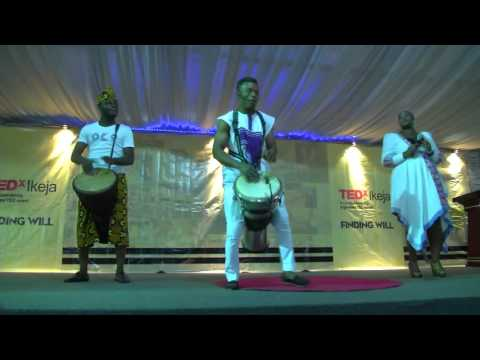 African Melody | THE IROKO PERCUSSION OF AFRICA | TEDxIkeja