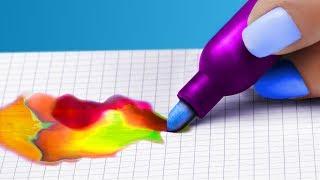 14 Einfache und Coole Tricks Zum Zeichnen