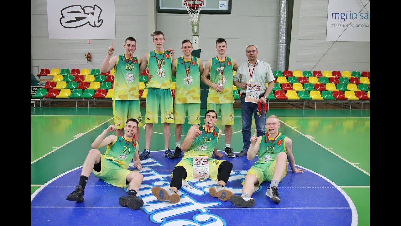 Skaudvilės gimnazija – BasketNews.lt mažosios taurės laimėtoja