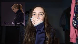 Download Lagu taylor swift Only the Young featured in Miss Americana reaction MP3