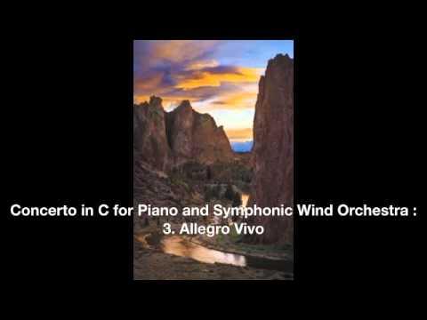 Piano Concerto in C : 3. Alleg...