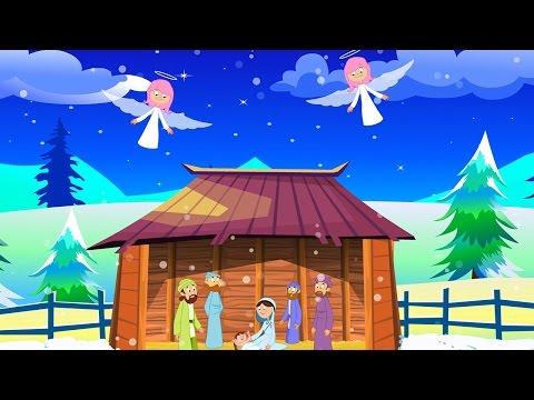 O Holy Night - Christmas Carol With Lyrics