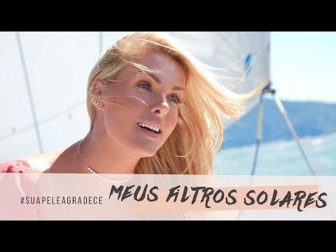 MEUS FILTROS SOLARES  ANA HICKMANN