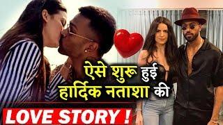 This Is How Hardik Pandya And Natasha Stankovic Love Story Started!