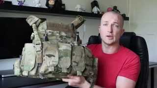 Warrior Assault Systems DCS - Multicam - Plate Carrier Review
