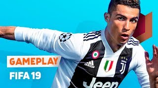 FIFA 19: Gameplay ao vivo!