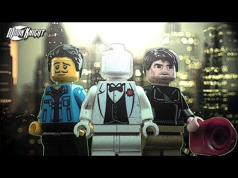 Lego Moon Knight: The Crescent Crusader - Episode 3 |
