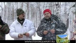 Охота на косулю на Урале видео