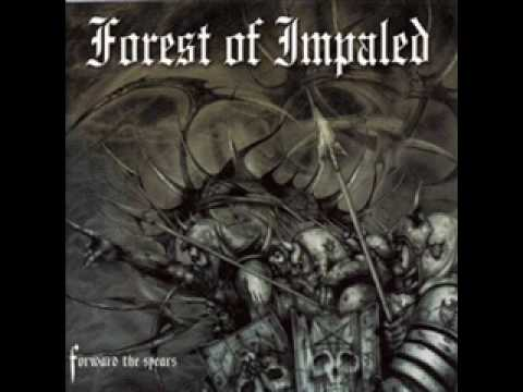 Forest Of Impaled - Into The Mouth Of Oblivion