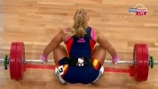 2013 World Weightlifting Championships Women