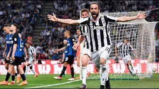 Inter - Juventus 2-3 (28.04.2018) 16a Ritorno Serie A (Ampia Sintesi).