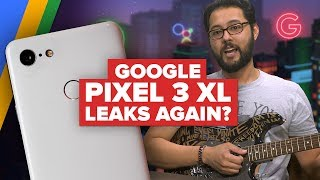 Google Pixel 3 XL leaks again? (Alphabet City)