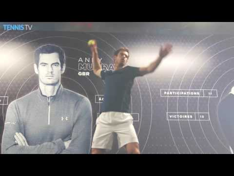 2016 BNP Paribas Masters Paris: Quarter-Final Highlights ft. Djokovic-Cilic & Berdych-Murray