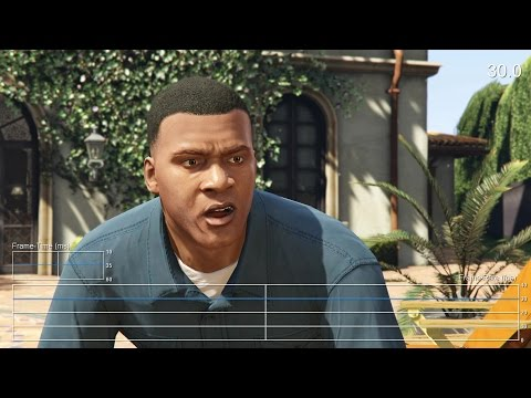 Performance Analysis: Grand Theft Auto 5