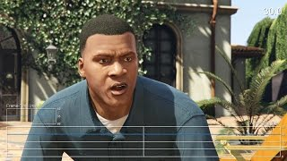 Grand Theft Auto 5: PS4 Frame-Rate Test