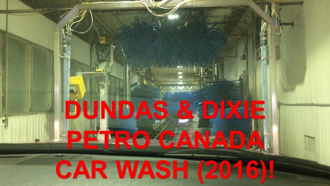 petro canada soft cloth car wash  dundas dixie mississauga   youtube