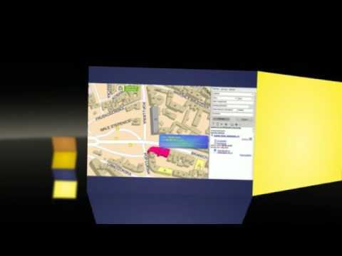 Besplatna Interaktivna Mapa Beograda U 3d Belgrade City Informer