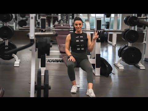 Girl Workout For The GIRLS - Ashtyn Pharis Fitness