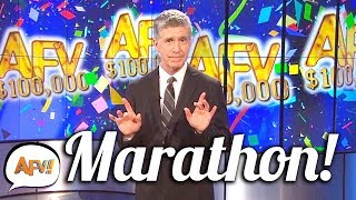 AFV TV Show LiveStream | SEASON 25 Marathon! April 19 - April 21st