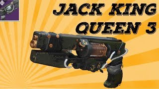 JACK KING QUEEN 3 - MY BEST PROPHECY VERSE PICK! - Destiny 2 - Curse Of Osiris