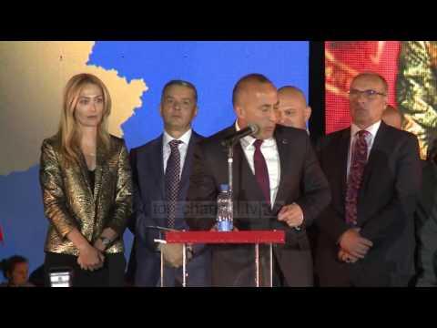 Rikthehet Haradinaj: Shqiptarët nuk i nënshtrohen Serbisë - Top Channel Albania - News - Lajme