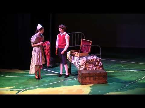 James and the Giant Peach Performance