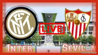Sevilla Vs Inter live | All Tv Channels to Watch Europa League Final live