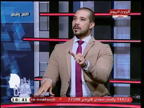 الشيخ عبد الله رشدي يلقن محمد الباز درس ناري بعد طلبه المساواة بين الرجل والمرأة بالميراث