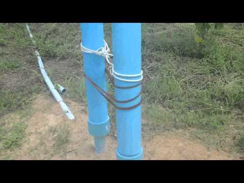 การเพิ่มแรงดันน้ำด้วยระบบแอร์แว แบบง่ายๆได้ผลดี