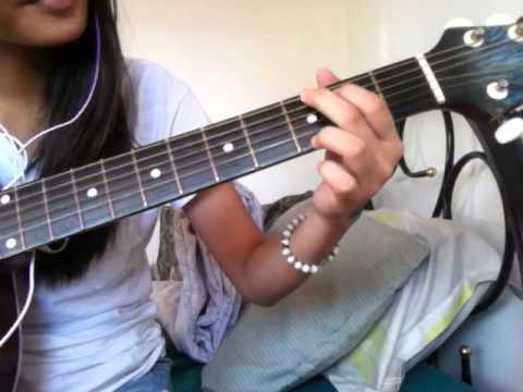 Your Guardian Angel 4easy Chords Tutorial Youtube