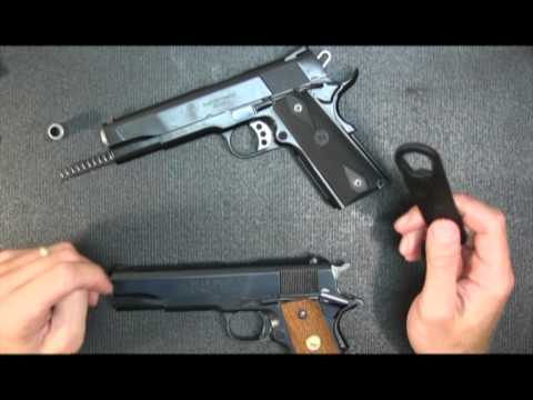 1911 Barrel Bushing Tool Youtube