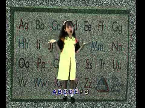 A B C D - Lagu Anak-Anak Indonesia - SD 3 Megawon.flv