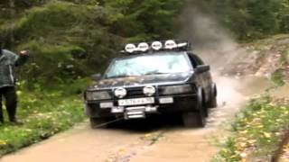 Opel Frontera A. OFF Road.