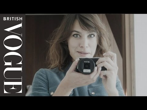 How to Survive Fashion Week with Alexa Chung  All Access Vogue  British Vogue