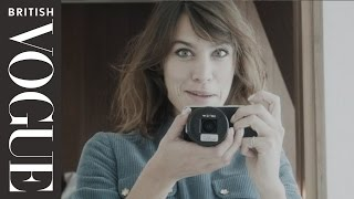 How to Survive Fashion Week with Alexa Chung | All Access Vogue | British Vogue