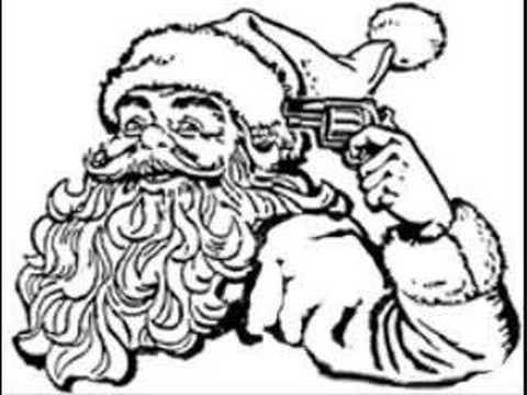 I'm The One Who Gunned Santa Down