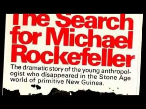 Michael Rockefeller WAS eaten by cannibals in New Guinea confirms new documentary