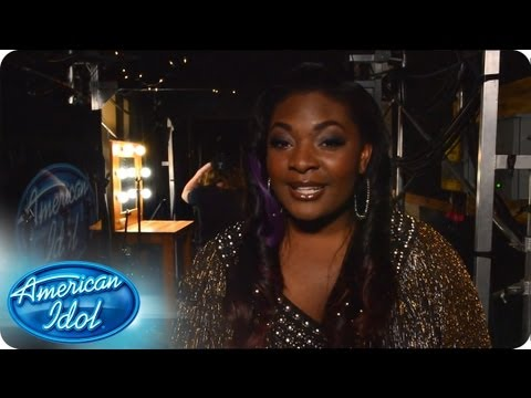 Candice Glover's Top 8 Performance: Immediate Reactions - AMERICAN IDOL SEASON 12