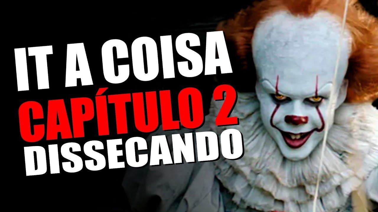 IT CAPÍTULO 2 E OS TIPOS DE MEDO