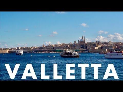 VALLETTA CITY TOUR - MALTA