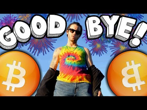 I'm Leaving Crypto YouTube. Goodbye. My New Career Path Is….Buy Bitcoin & Cryptocurrency (Troll)