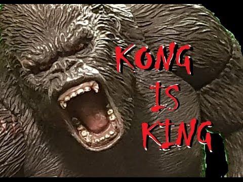 Kong Is King, Stop Motion Film, Otv Comics Full Movie